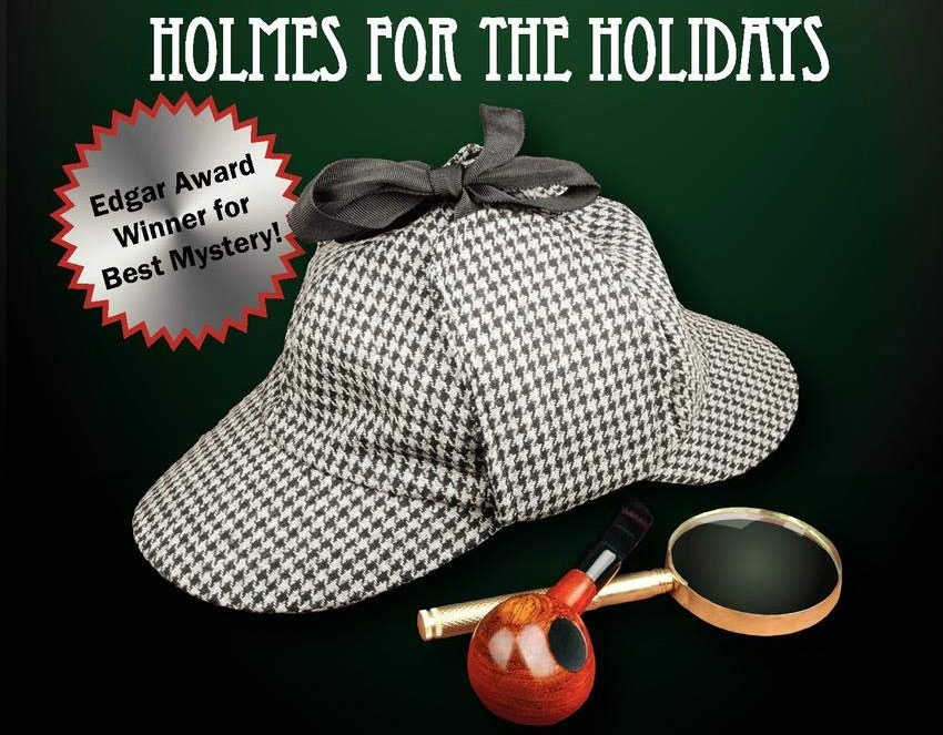 Holmes for the Holidays • Johnson County Community Theatre • Dec. 6 & 7 at 7:00 PM, Dec. 8 at 3:00 PM